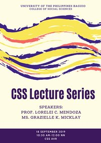 CSS Lecture Series