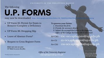 UP Forms