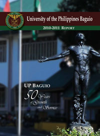 UP Baguio 2010-2011 Annual Report