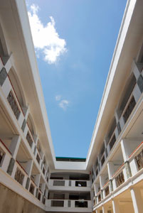 UP Baguio CSS Building