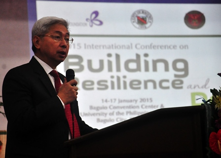 2015 International Conference on Building Resiliency and Developing Sustainability